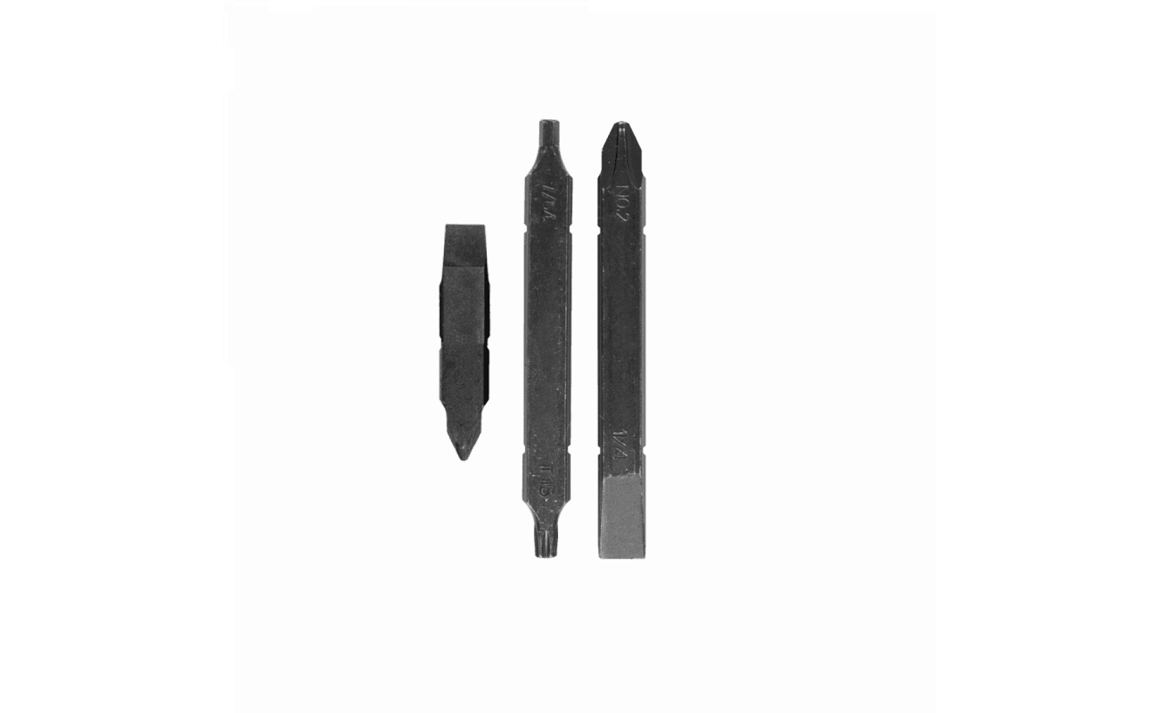 Mut bit kit (3 двухсторонние биты) 930368 в фирменном магазине Leatherman