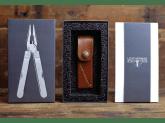 Мультитул Leatherman Heritage PST, 14 функций, кожаный чехол