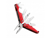 Мультитул Leatherman Leap, 13 функций, красный
