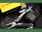 Мультитул Leatherman Charge AL, 17 функций, кожаный чехол