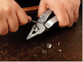 Мультитул Leatherman SuperTool 300, 19 функций, коричневый кожаный чехол