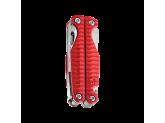 Мультитул Leatherman Charge Plus G10, 19 функций, нейлоновый чехол, красный