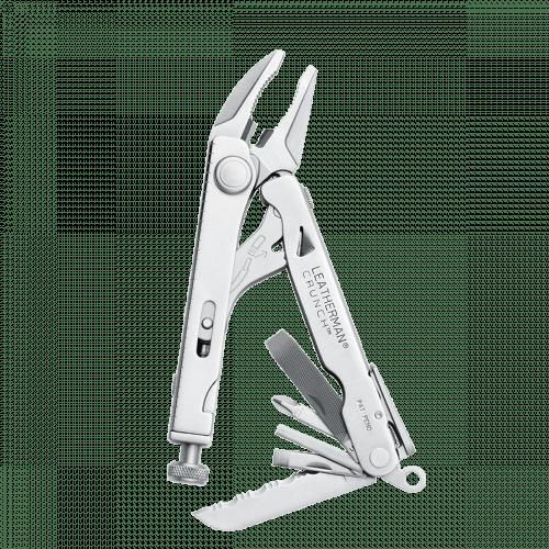 Мультитул Leatherman Crunch, 15 функций, нейлоновый чехол