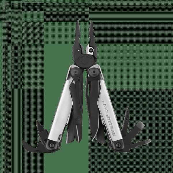 Мультитул Leatherman Surge LE, 21 функция, серебристо-черный