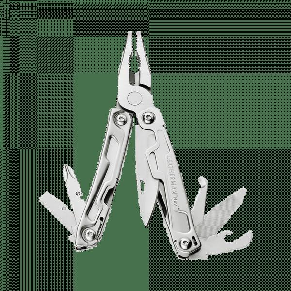Мультитул Leatherman Rev, 14 функций, нейлоновый чехол