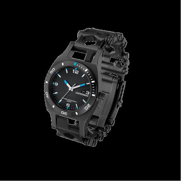 Часы Leatherman Tread Tempo LT Black