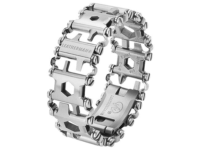 Браслет Leatherman Tread Stainless Steel