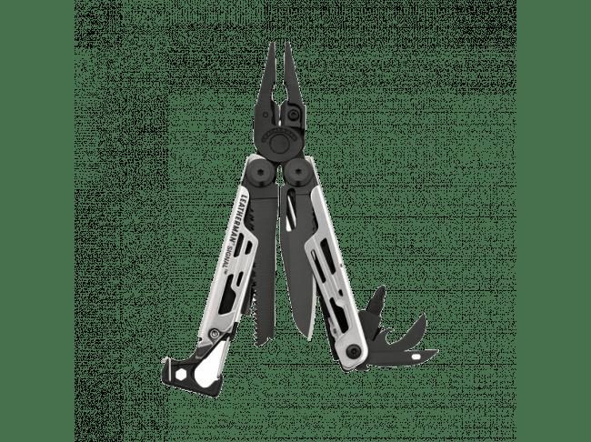 Мультитул Leathermen LEATHERMAN Signal, 19 функций, черно-серый