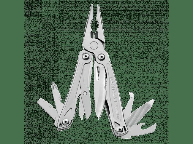 Мультитул Leatherman Wingman, 14 функций, нейлоновый чехол