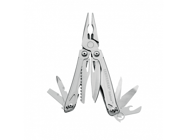 Мультитул Leatherman Sidekick, 15 функций, нейлоновый чехол